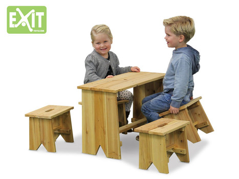 EXIT Junior picknickset XL