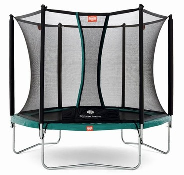 BERG Talent 240 + Safety Net Comfort 240