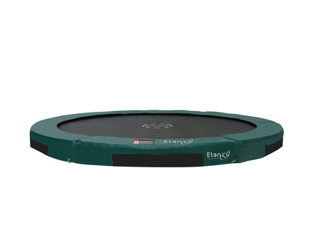 Etan Inground Hi-Flyer trampoline - 244 cm - groen