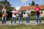Stiga basketbal - maat 5
