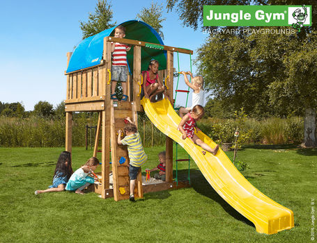 Jungle Gym Villa - 11