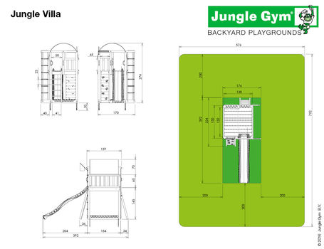 Jungle Gym Villa - 12