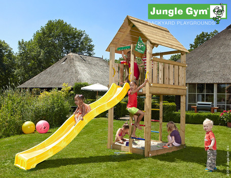 Speeltoestel Jungle Gym Cabin