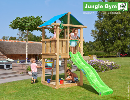 Speeltoestel Jungle Gym Hut