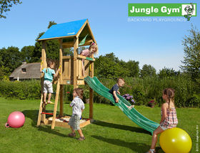 Jungle Gym Castle - 8