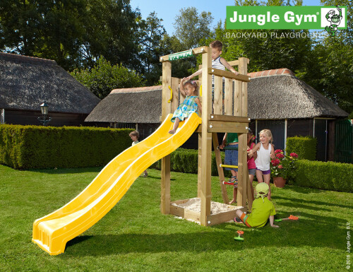 Jungle Gym Tower - 11