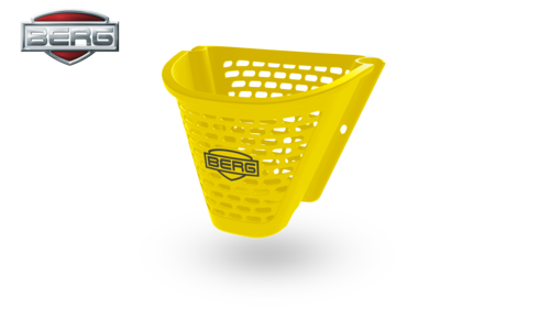 BERG Buzzy Basket Yellow