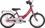 Puky kinderfiets - ZL 16-1 Alu Edition - berry