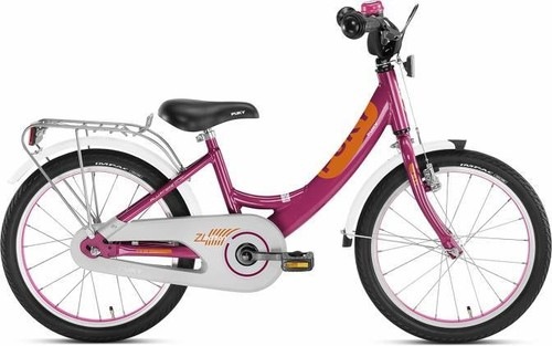 Puky kinderfiets - ZL 18-1 Alu Edition - berry