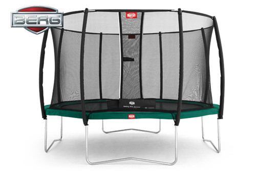 BERG Favorit 430 + Safety Net Deluxe 430