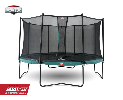 BERG Champion met safety net comfort - 1