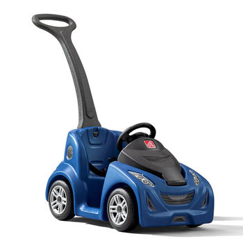 Step2 Push Around Buggy - blauw