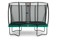 BERG Ultim Champion Green + Safety Net Deluxe