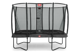 BERG Ultim Champion Grey + Safety Net Deluxe