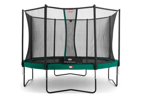 BERG Champion 330 + Safety Net Comfort 330