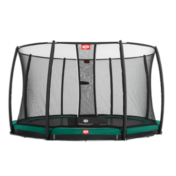 BERG InGround Favorit 380 + Safety Net Deluxe 380