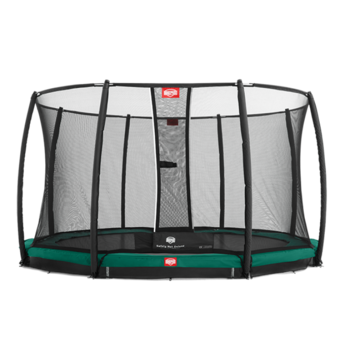 BERG InGround Champion 430 + Safety Net Deluxe 430