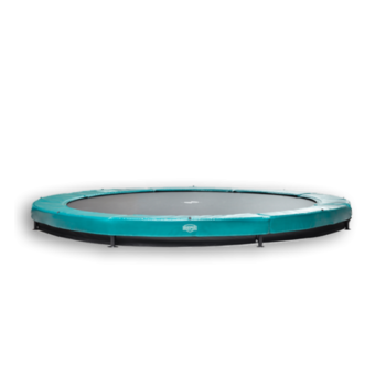 BERG trampoline Elite+ InGround groen 380