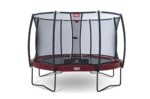 BERG Elite+ Regular rood 430 Tattoo + Safety Net T-series 430
