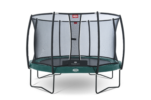BERG Elite+ Regular groen 330 + Safety Net T-series 330
