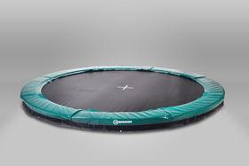 Randkussen Extra - 4,30 meter - Groen kopie