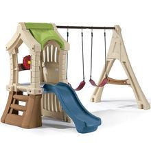 850000 - kunststof speelhuis step2 - 1