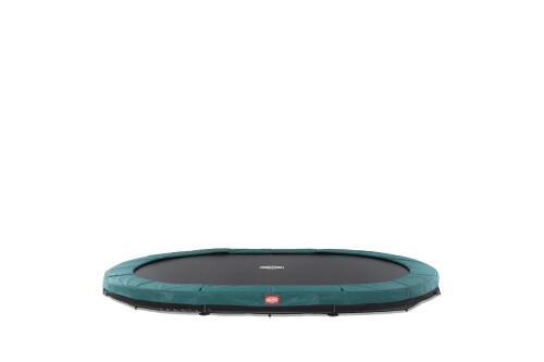 BERG InGround Grand Champion 520 x 345 - Airflow springmat - groen