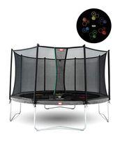 BERG Favorit Levels Grey + Safety Net Comfort