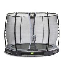 08.40.10.00 - inground trampoline met net - 2
