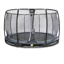 08.40.12.00 - InGround trampoline met net - 1