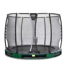 InGround ronde trampoline groen 305 cm - 2