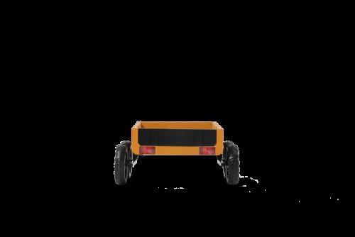 BERG Buddy en Rally Tandem Trailer L